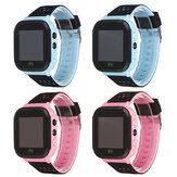 Bakeey Waterproof Tracker SOS Call Children Smart Watch For Android IOS