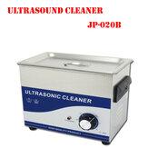 Jp-020b 100w 3.2l aço inoxidável de alta qualidade detergente ultrasônico
