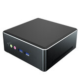 T-Bao TBOOK MN25 Mini PC AMD Ryzen 5 2500U 16GB DDR4 512GB NVME SSD Radeon Vega 8 Graphics 2.0GHz to 3.6GHz DP HD 4K Dual WiFi