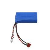 JJRC 7.4V 3000mAh 15C 2S Lipo Batterie T Plug XH3P pour Q46 1/12 2.4G 4WD Rc de voiture