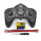 Small Hammer 6CH 2.4G 15A Wireless Controller With Receiver For DIY RC Robot Car