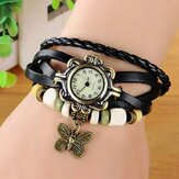Wanita Casual Vintage Butterfly Quartz Watch
