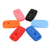 Car Key Case Cover Silicone Key Cover Fob Remote Case For Suzuki Grand Vitara SX4 Swift XL-7