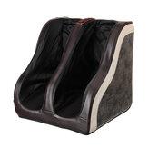 Electric Shiatsu Kneading Foot Massager Calf Leg Heat Compress Rolling Massager