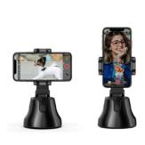 Titular do telefone da câmera de tiro inteligente Rastreamento automático de objetos Cardan inteligente Rastreamento Selfie Varanda Estabilizador de telefone de rotação de 360 graus