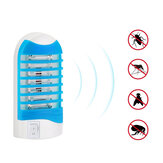Loskii HA-20 5th Ulepszona wtyczka elektroniczna w Bug Zapper Pest Killer Insect Trap Mosquito Killer Lamp