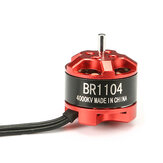 Racerstar Racing Edition 1104 BR1104 4000KV 1-2S Brushless Motor For 100 120 150 Glass RC Drone FPV Racing