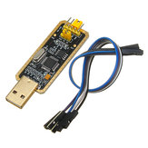 FT232 USB Para Módulo Adaptador TTL Serial Download Escova Placa FT232BL / RL