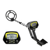 MD-4060 Underground Metal Detector Waterproof Portable Light Weight Treasure Detector Length Adjustable Gold Treasure Metal Finder Seeking Tool