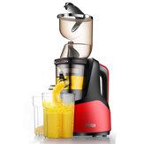 MIUI JE-B03B Juicer 150W Juicer Extractor Machine Slow Masticating Gemakkelijk schoon te maken Stille motor voor Groenten en Fruit Sap