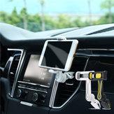 REMAXRM-C24360gradenrotatieauto luchtventilator bevestiging telefoon houder voor telefoon 3-6 inch