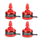 4X Racerstar Racing Edition 3508 BR3508 700KV 2-6S Brushless Motor For 600 700 800 RC Drone