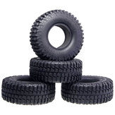 Austar 1.9 Inch Rubber RC Car Tires With Sponge 3020 For 1/10 Rock Climbing