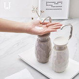 Jordan&Judy Creative One-hand Press Soap Dispenser Facial Cleanser Shower Gel Dispensing Bottle Shampoo Lotion Separate Dispenser