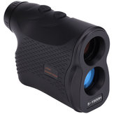 LR1500H 1500m Digital Laser Rangefinder Distance Meter Handheld Monocular Range Finder Speed Angle Height Measurement