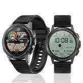 Senbono X28 360 * 360 HD Tela grande Coração Taxa de monitoramento de pressão de oxigênio no sangue 24 modalidades esportivas 230mAh Long Standby IP68 à prova d'água BT5.0 Smart Watch