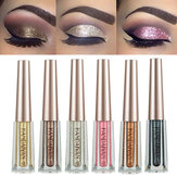 12 colori Diamond Brillare Liquid Eye Shadow