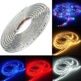 220v 3m 5050 LED SMD ao ar livre impermeável fita flexível tira corda luz xmas