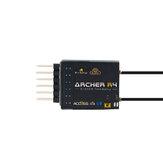 FrSky ARCHER R4 OTA 2,4 GHz 4 / 24CH ACESSO S.Port / F.Port PWM SBUS Receptor de telemetria de faixa completa de saída para drone RC