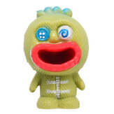 Novità Giocattoli Pop Out Alien Squishy Stress Reliever Fun Regalo Vent Toys Big Mouth Slime