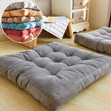 55x55cm Square Cotton Sofa Chairs Seat Cushion Seat Dining Chair Pads Cushion Soft Pillow for Home Decor