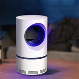 USB UV Anti Fly Mosquito Killer Lamp Elektrische Mug Insect Bug Trap Zapper Voor Thuis / Kantoor / Camping