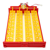 32 Position Incubator Turning Tray With a PCB Turning Motor For Eggs Quail Poultry