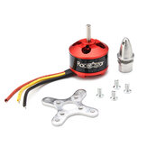 Racerstar BR2208 1400KV 2-4S Brushless Motor For RC Models