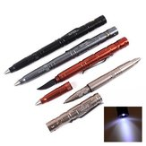 LAIX B007-2 Multi-function Self Defense Protection Tactical Pen with High Brightness LED