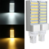 G23 7W 35 SMD 5050 LED Light Non-Dimmable Warm White/White Bulb 85-265V