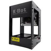 MáquinadegrabadoK-BotV3s1600mW Mini Láser DIY Láser Impresora grabadora con ventilador de enfriamiento
