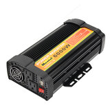12000 W Peak Car Power Inverter DC 12V DC AC 110V AC sinusoidale modificata 4