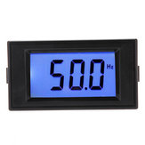 D69-30 LCD Digital Frequency Counter Panel Meter 10Hz-199.9Hz AC80-300V