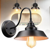 E27 Vintage Wall Lamp American Style Indoor Light for Home Hallway Corridor AC220V