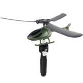 Tirare il piccolo aereo Giocattoli creativi fai-da-te Giocattoli educativi per bambini a consegna casuale