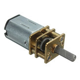 GA12-N20 DC 6V 200RPM Mini Metal Gear Motor Gearwheel ile