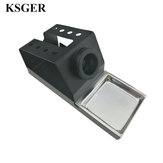 KSGER Soldering Iron Station Stand   STC STM32 Metal Handle Aluminum Alloy Tools Repair Phone