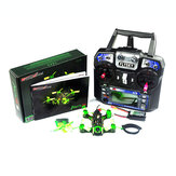 Happymodel Mantis85 85mm RC FPV Racing Drone RTF met Supers_F4 6A BLHELI_S 5.8G 25MW 48CH 600TVL