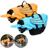 犬のライフジャケットペットの安全ライフベスト浮力援助フロート反射スイミング安全犬のベスト