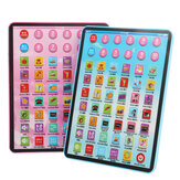 Kids Educational Tablet Pad Computer für Kinder Kinder lernen Englisch Educational Teaching Toy Geschenk