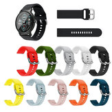 Bakeey 20mm Silicone Watch Strap Watch Band Silicone Strap for Mibro Air BW-HL1 HL2 Haylou LS02