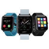 [bluetooth Call] Zeblaze GTS 1.54inch Touch Screen 7x24h Heart Rate Monitor 60+ Watch Faces Weather Display Music Control Custom Dial Smart Watch