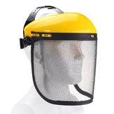 Большой стальной металлический сетчатый защитный шлем для защиты зубов Шапка для универсального защитного устройства для чистки зубов Ма
