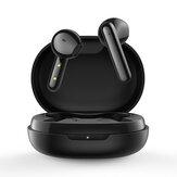 BlitzWolf® BW-FYE12 TWS Drahtlose Ohrhörer Bluetooth V5.0 Kopfhörer HiFi Stereo HD Anrufe Touch Control Halb im Ohr tragbarer Mini-Kopfhörer