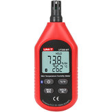 UNI-T UT333BT Bluetooth Digitale LCD Thermometer Hygrometer Mini Temperatuur-vochtigheidsmeter