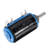 WXD3-13-2W Präzisionspotentiometer 220R 470R 47K Ohm Drahtgewickeltes Multi-Turn-Potentiometer