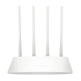 Mercury 300M Wireless Router 4 Antena 4 Port Mobile Broadband Router Melalui Dinding Raja Rumah Smart Wifi Signal Expander MW325R