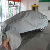Autoabdeckung wasserdicht Sonne UV Regen Schnee Staub Regenbeständiger Lagerschutz