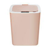 13L 3in1 Automatic Touchless Sensor Trash Can 3 Open Modes Waste Bin Garbage Bin Home Bathroom Kitchen