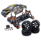 ZD Racing 9116 1/8 4WD Bezszczotkowe Electric Truck Metal Frame 100km / h RC Car Without Electric Parts